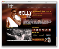 Derrty Ent Nelly Album Release